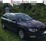 Skoda Superb 1.8 TSI MT (160 л.с.) 2012, 12100 $