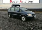 автобазар украины - Продажа 2002 г.в.  Opel Zafira 1.8 MT (115 л.с.)