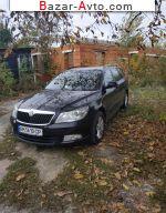 автобазар украины - Продажа 2010 г.в.  Skoda Octavia 2.0 TDI DSG (140 л.с.)