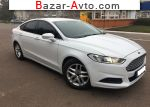 2016 Ford Fusion 2.5 (175 л.с.)  автобазар