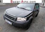 автобазар украины - Продажа 2001 г.в.  Land Rover Freelander 2.0 TD AT (112 л.с.)