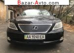 2007 Lexus LS 460 AT (380 л.с.)  автобазар