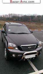автобазар украины - Продажа 2006 г.в.  KIA Sorento 2.5 CRDi 4WD MT (170 л.с.)