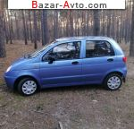 2008 Daewoo Matiz 0.8 AT (52 л.с.)  автобазар