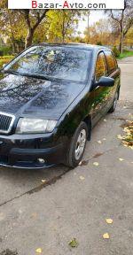 автобазар украины - Продажа 2007 г.в.  Skoda Fabia 1.2 МТ (64 л.с.)