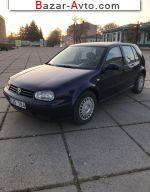 автобазар украины - Продажа 1999 г.в.  Volkswagen Golf 1.9 TDI MT (100 л.с.)