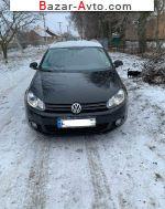 автобазар украины - Продажа 2011 г.в.  Volkswagen Golf 2.0 TDI MT (140 л.с.)