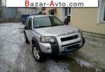 автобазар украины - Продажа 2005 г.в.  Land Rover Freelander 2.0 TD MT (112 л.с.)