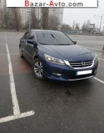 автобазар украины - Продажа 2015 г.в.  Honda Accord 2.4 CVT (185 л.с.)