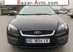 2007 Ford Focus 2.0 TDCi MT (136 л.с.)  автобазар