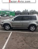 2003 Nissan X-Trail 2.0 AT AWD (140 л.с.)  автобазар
