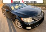 Lexus LS 460 AT (380 л.с.) 2008, 14900 $