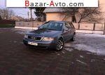 автобазар украины - Продажа 2001 г.в.  Audi A6 2.5 TDI MT (150 л.с.)
