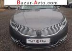 автобазар украины - Продажа 2014 г.в.  Lincoln MKZ 2.0i EcoBoost  АТ 2WD (245 л.с.)