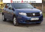 автобазар украины - Продажа 2013 г.в.  Dacia Sandero 1.5 DCI МТ (75 л.с.)