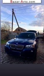 автобазар украины - Продажа 2013 г.в.  BMW X3