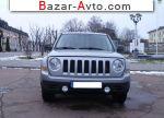 автобазар украины - Продажа 2014 г.в.  Jeep Patriot 2.4 АТ 4WD (175 л.с.)