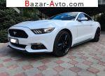 автобазар украины - Продажа 2015 г.в.  Ford Mustang 2.3 AT (317 л.с.)