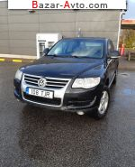 Volkswagen Touareg 2.5 TDI AT (174 л.с.) 2007, 6649 $