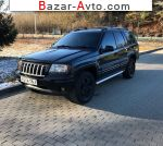 Jeep Grand Cherokee 2.7 CRD АТ 4WD (163 л.с.) 2005, 2999 $