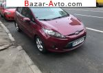 2011 Ford Fiesta 1.4 AT (96 л.с.)  автобазар