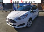2014 Ford Fiesta 1.6 Ti-VCT PowerShift (119 л.с.)  автобазар