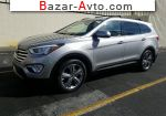 2016 Hyundai Santa Fe 2.4 AT 4WD (175 л.с.)  автобазар