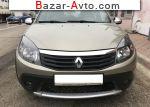 автобазар украины - Продажа 2012 г.в.  Renault Sandero 1.6 MT (84 л.с.)