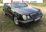 автобазар украины - Продажа 1999 г.в.  Mercedes E
