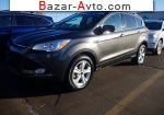 2016 Ford Escape 2.0 EcoBoost AT 4WD (240 л.с.)  автобазар