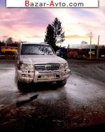 2003 Toyota Land Cruiser 4.7 AT (238 л.с.)  автобазар