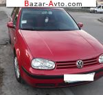 2003 Volkswagen Golf 1.4 MT (75 л.с.)  автобазар