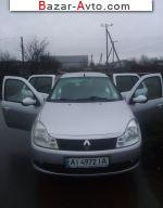 автобазар украины - Продажа 2009 г.в.  Renault Symbol 1.4 MT (98 л.с.)