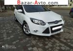 2013 Ford Focus 1.0 EcoBoost MT (125 л.с.)  автобазар