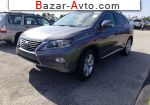 2015 Lexus RX 350 AT AWD (277 л.с.)  автобазар
