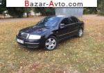 2006 Skoda Superb 2.5 TDI Tiptronic (163 л.с.)  автобазар