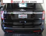 2012 Ford Explorer 3.5 SelectShift 4WD (294 л.с.)  автобазар