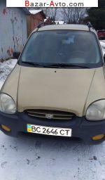 автобазар украины - Продажа 1999 г.в.  Hyundai Atos 1.0 MT (56 л.с.)