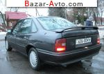 1990 Opel Vectra 2.0 MT (115 л.с.)  автобазар