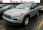 2015 Jeep Cherokee 2.4 Tigershark Multiair AT AWD (177 л.с.)  автобазар