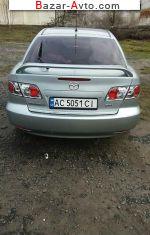 автобазар украины - Продажа 2005 г.в.  Mazda 6 2.0 MZR-CD MT (136 л.с.)