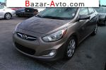 2013 Hyundai Accent 1.6 AT (123 л.с.)  автобазар