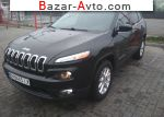 2016 Jeep Cherokee 2.4 Tigershark Multiair AT AWD (177 л.с.)  автобазар